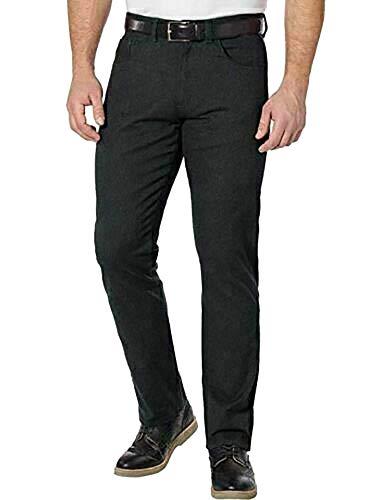 Calvin Klein Jeans, Straight Leg Easy Fit (Black, 32x32)