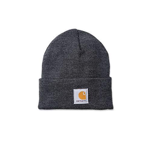 Carhartt A18 Watch Hat - Beanie - Mütze (Coal Heather)