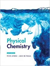 Physical Chemistry By Atkins 9th Ed. - International Edition