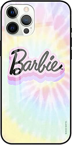 ERT GROUP Funda Original y Oficial de Barbie para iPhone 12 Pro MAX, protección contra Golpes