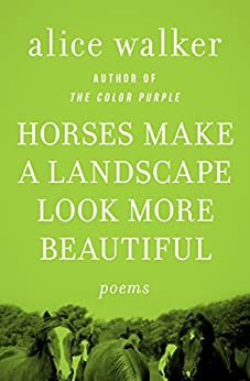 Horses Make a Landscape Look More Beautiful: Poems by [Alice Walker]