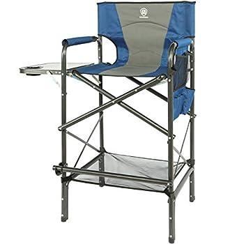 tall folding chair