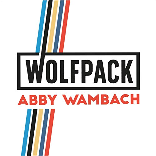 WOLFPACK audiobook cover art