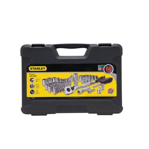 STANLEY Drive Socket Set, 60-Piece (STMT71650)