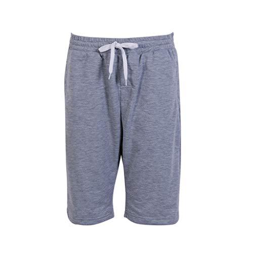 DYXYH Hombres de Verano Casual Tech Fleece Shorts Baggy Gym Sport Jogger Sweat Beach Shorts (Color : C, Size : XX-Large)