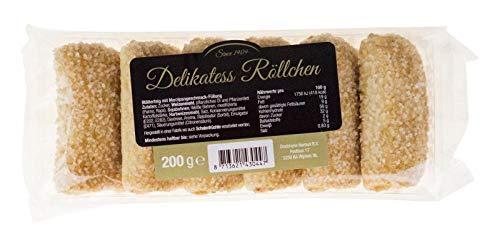 Daelmans - Rouleaux de Délicatesse - Pâte Feuilletée (Delikatess Röllchen) | Poids Total 200 grams