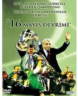 Bursaspor Sampiyonluk Öyküsü '16 Mayis Devrimi' (DVD)