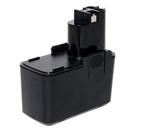 Sila Profi-Akku (105) Werkzeugakku, Ersatzakku für Bosch PSR 12VES-2 - 12 Volt - 2000mAh - Ni-MH - Bauähnlich: 2607335071 / 2607335244 / 2607335250 / 2607335055 / 2607335151