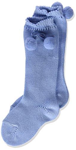Condor 2504/2 Calcetines, Azul (Azulado 446), 15-18 (Tamaño del Fabricante:1) para Bebés