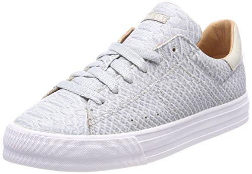 ESPRIT Damen Simona Lace Up Sneaker, Grau (Pastel Grey), 38 EU