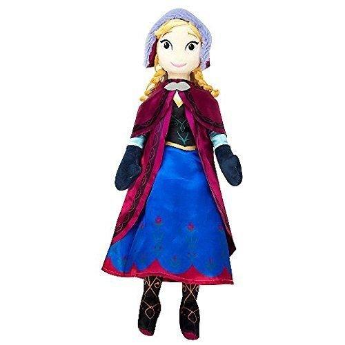 Disney Frozen Princess Anna - Almohada de peluche (61 cm)