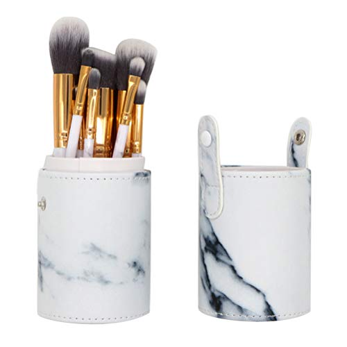 Frcolor Organisateur de porte-brosse cosmétique Organisateur de porte-brosse de maquillage