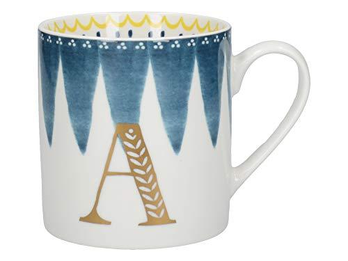 Creative Tops C000226 - Taza (porcelana), diseño de alfabeto