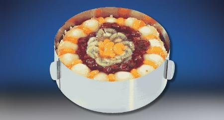 Tortenring XXL 17,7 x 16,4 x 10,0 cm [D] [W]