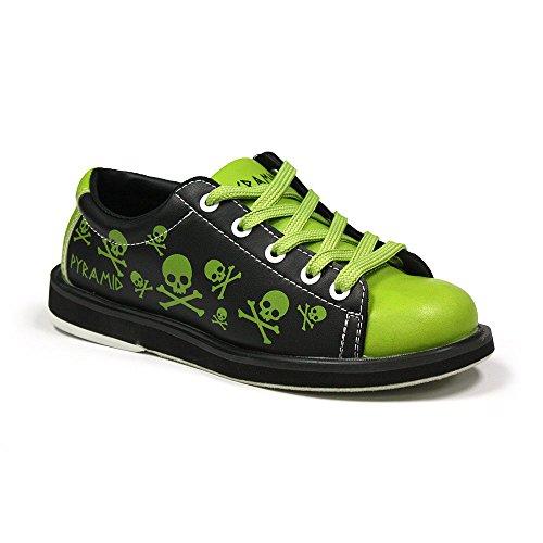 Pyramid Youth Skull Green/Black ...