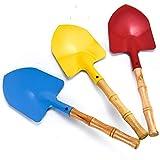 Best Beach Shovels - YoleShy 6 pcs Heavy Duty Sand Shovels Review
