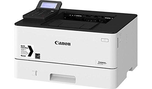 Canon i-SENSYS LBP212dw, S/W-Laserdrucker, 5-Zeilen-LCD, bis 33 Seiten/Min. (DIN A4), USB 2.0 Hi-Speed, Ethernet, Wireless 802.11b/g/n
