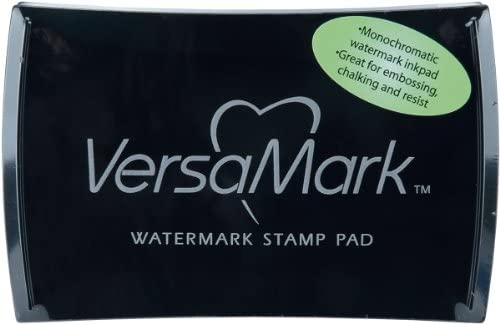 Black watermark ink