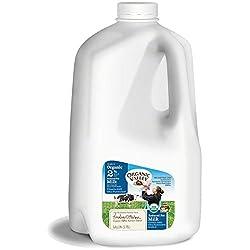 2% Reduced Fat Organic Milk, Organic Valley Ultra Pasteurized Gallon, 128 fl oz