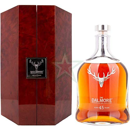 Dalmore 45 Years Old Highland Single Malt Scotch Whisky (1 x 0.7 l)