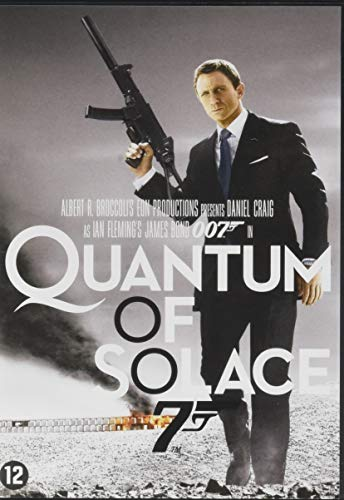 James Bond : Quantum of Solace [DVD]