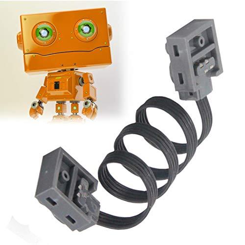 Sunnyushine Cable alargador para interruptor de cable de datos 8870 Lights / 8869, 20 cm, para Lego Functions Power Functions Light 8870