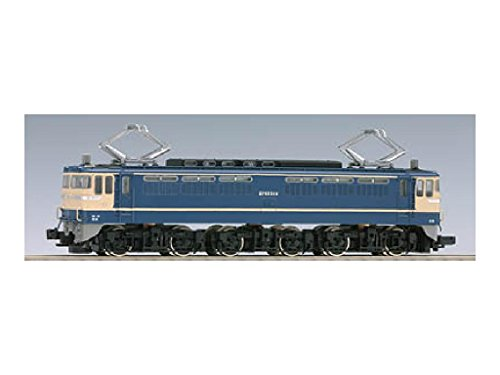 J.N.R. Electric Locomotive Type EF65-500 (Type F) (Model Train)