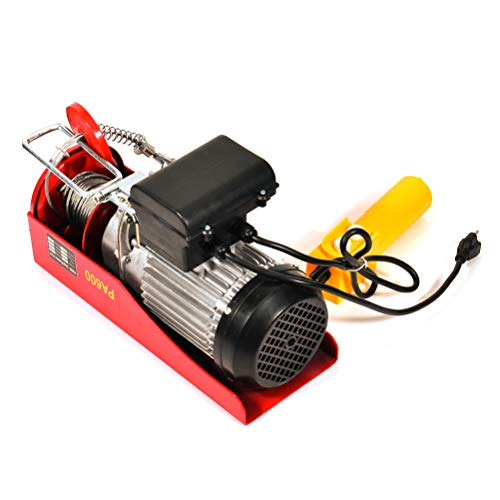Check Out This FEIPARTS 300/600KG Electric Rope Hoist Winch