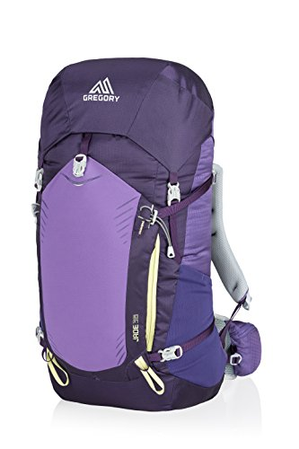Gregory Mountain Products Jade 38 Liter Women's Backpack, Mountain Purple, Medium