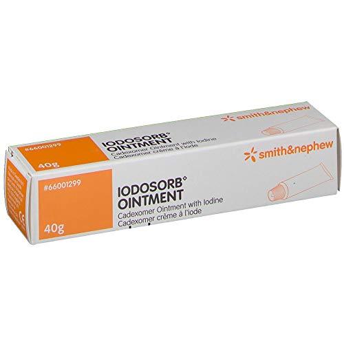 Iodosorb® Pomada Medicamento De cadexómero Con yodo 40g
