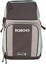 Igloo 00062897 Marine Backpack, Gray/Seafoam
