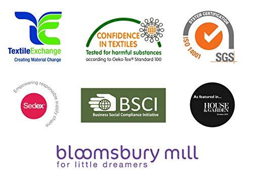 Bloomsbury Mill - Construction Vehicles - Trucks, Diggers & Cranes - Kids Bedding Set - Single Duvet Cover & Pillowcase