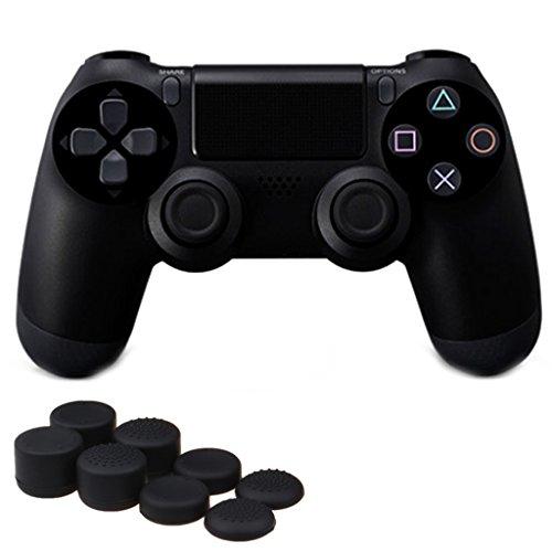 Lot de 8 capuchons pour manette de jeu Sony PS4