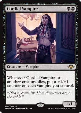 Magic: The Gathering - Cordial Vampire - Modern Horizons