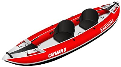 Maxxon 2 Person 12ft 5in Inflatable Kayak