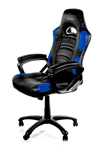 Arozzi Enzo Gaming Chair - blau