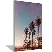 ヴェネツィアの風景キャンバスアートポスターキャンバスに絵画壁画写真印刷絵画ホームオフィス装飾ギフト