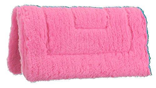 Tough 1 Miniature Western Fleece Pad, Pink