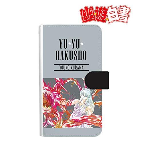 【幽☆遊☆白書】妖狐蔵馬 Ani-Art 手帳型スマホケース(Lサイズ)