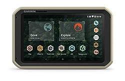 Garmin Overlander, Rugged Multipurpose Navigator for Off-Grid Guidance