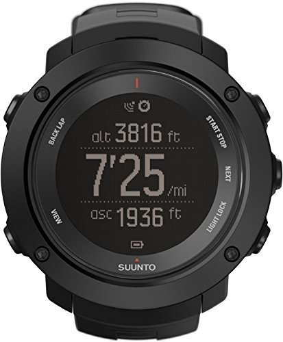 SUUNTO Ambit3 Vertical GPS Watches - Black by