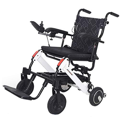 Fire Cloud Elektrische rolstoel, inklapbaar, voor alle terreinen, gemotoriseerde ladders, draagbaar, licht, voor rolstoel, met aandrijving voor grotere gehandicapten, navigatie