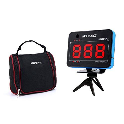 NET PLAYZ Odis-171 Speed Vision Plus Sports Radar, Measurement Baseball Pitching, Bat Swinging &...
