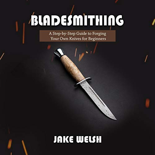 Bladesmithing cover art
