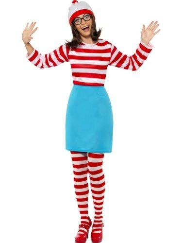 - Wheres Waldo Erwachsene Kostüme Kit