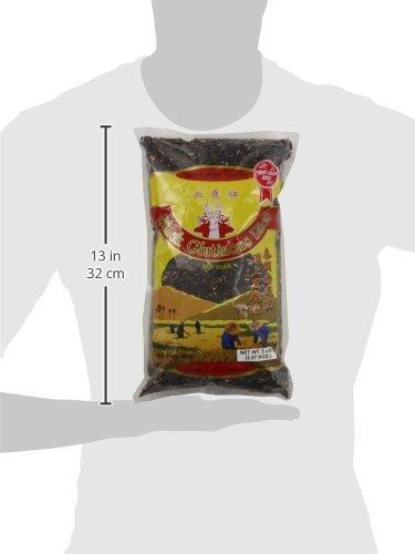 CTF Black Glutinous Rice, 5 Pound