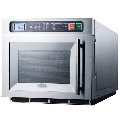 Summit SCM1800M2 Microwave, Stainless-Steel