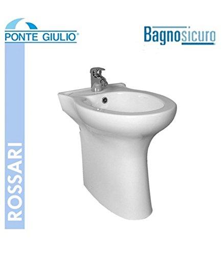 Brug Giulio bidet Rossari A Terra (B42Cic01) wit