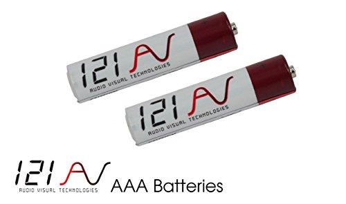 LG AKB30377807MKJ32816601MKJ32816602-Fernbedienung für LG LCD-TV-Mit zwei 121AV AAA Batterien im Lieferumfang enthalten.
