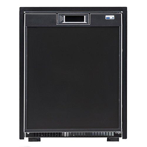 Norcold Nr740Bb Dc Refrigerator 1.7 Cu Ft, 20-1/2' x 18-1/2' x 21-1/16', Black